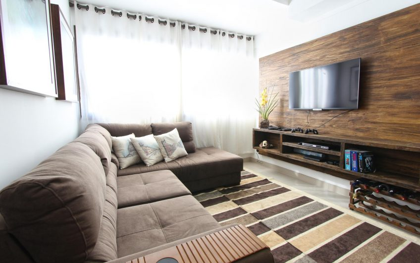 Modern apartment in the city Naama bay
